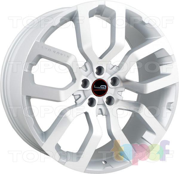 Колесные диски Replica LegeArtis LR7. Изображение модели #3