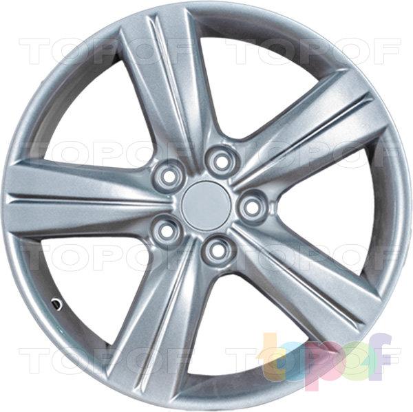 Колесные диски Replica LegeArtis LX10. Изображение модели #1