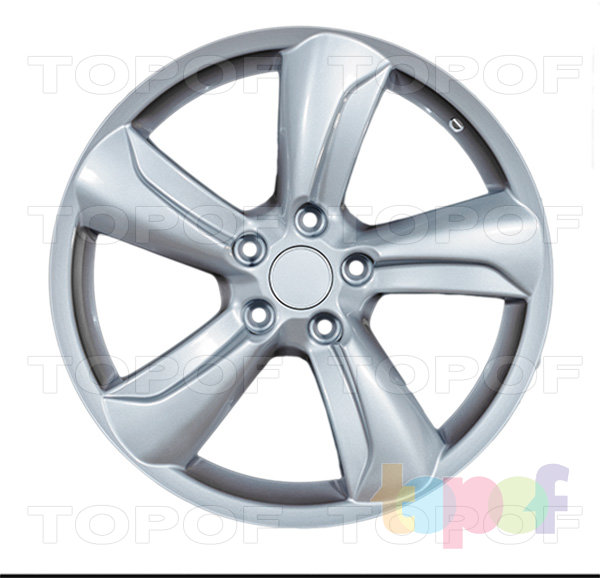 Колесные диски Replica LegeArtis LX17. Изображение модели #1
