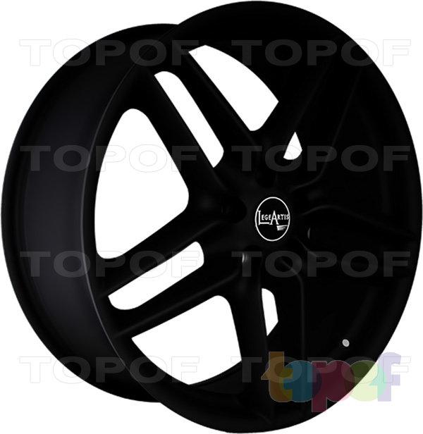 Колесные диски Replica LegeArtis LX18. Изображение модели #4