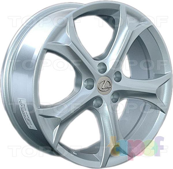 Колесные диски Replica LegeArtis LX21. Изображение модели #1