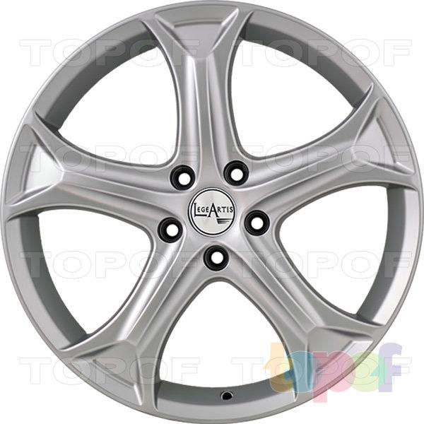 Колесные диски Replica LegeArtis LX21. Изображение модели #2
