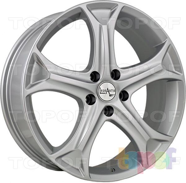 Колесные диски Replica LegeArtis LX21. Изображение модели #3