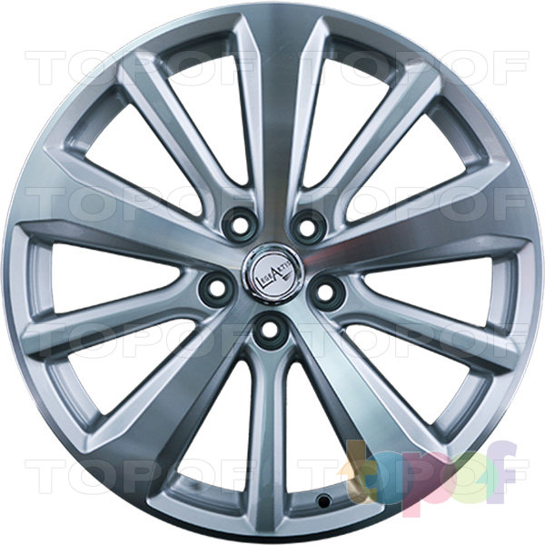 Колесные диски Replica LegeArtis LX24