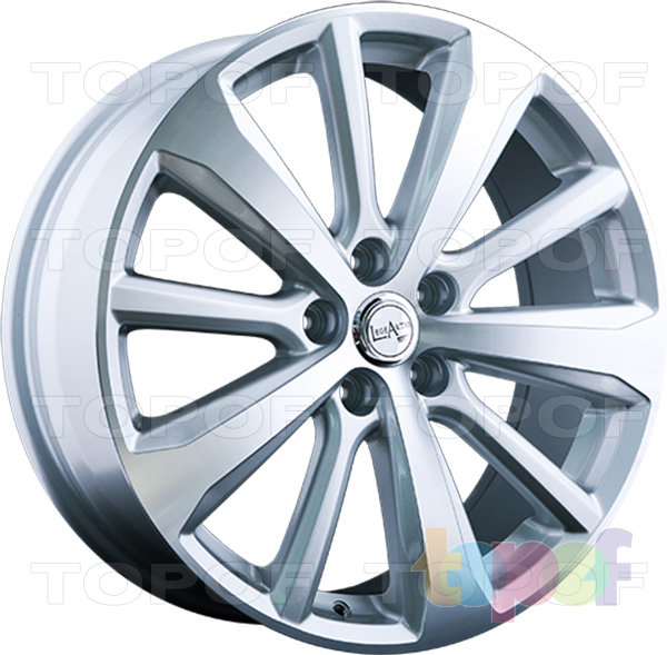 Колесные диски Replica LegeArtis LX24. Изображение модели #2