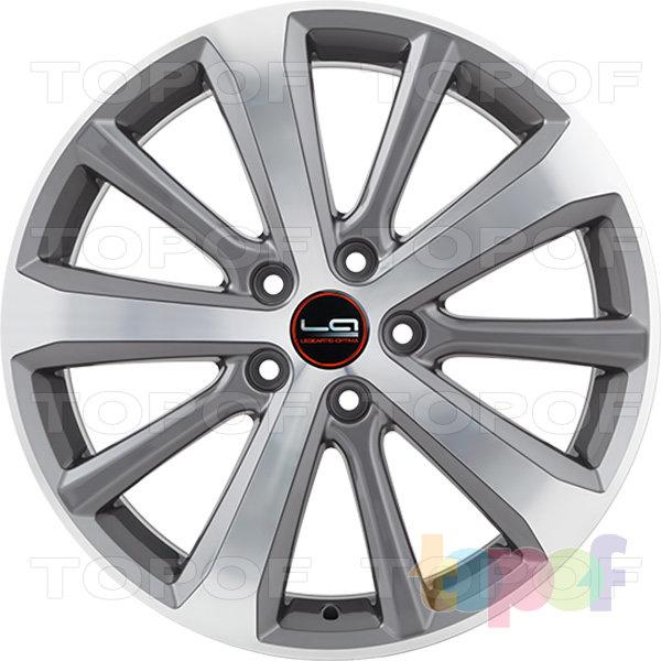 Колесные диски Replica LegeArtis LX24. Изображение модели #3