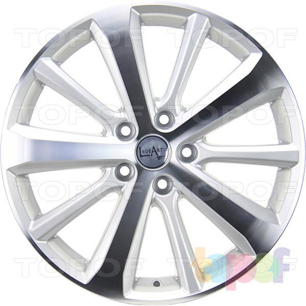 Колесные диски Replica LegeArtis LX24. Изображение модели #4