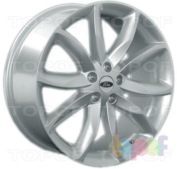 Колесные диски Replica LegeArtis LX25. Изображение модели #1