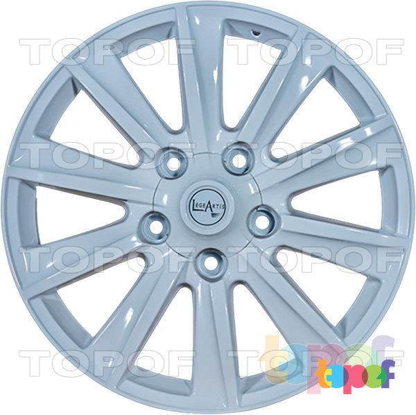 Колесные диски Replica LegeArtis LX27. Изображение модели #3
