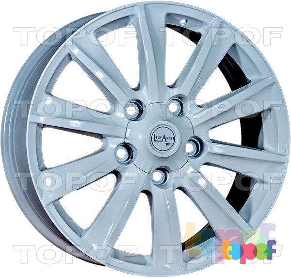 Колесные диски Replica LegeArtis LX27. Изображение модели #4