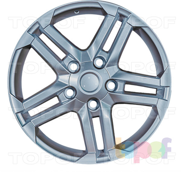 Колесные диски Replica LegeArtis LX28. Изображение модели #1
