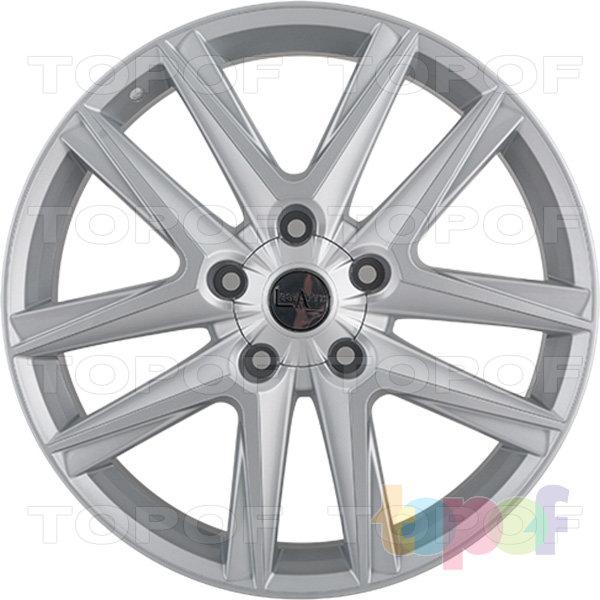 Колесные диски Replica LegeArtis LX35