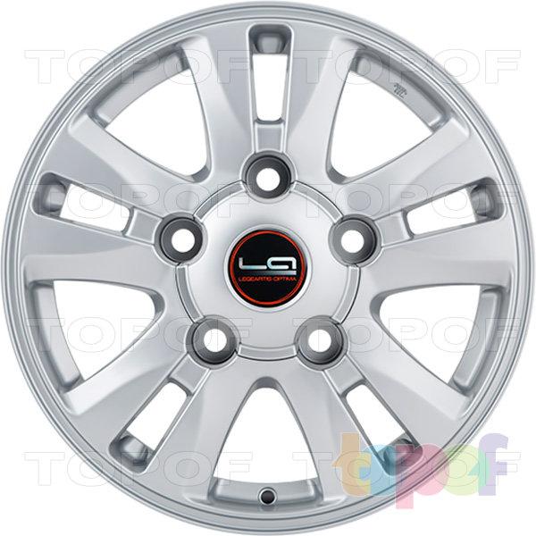 Колесные диски Replica LegeArtis LX46. Изображение модели #1