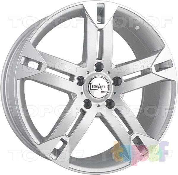 Колесные диски Replica LegeArtis MB101. Изображение модели #2
