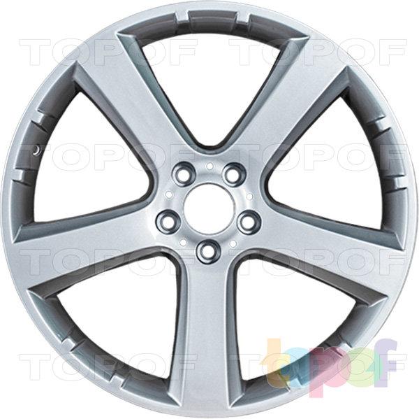 Колесные диски Replica LegeArtis MB70. Изображение модели #1