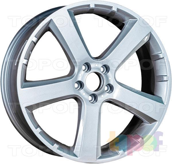 Колесные диски Replica LegeArtis MB70. Изображение модели #2
