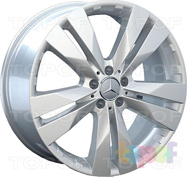 Колесные диски Replica LegeArtis MB78. Изображение модели #2