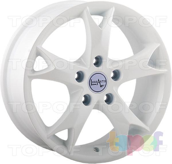 Колесные диски Replica LegeArtis MI13. Изображение модели #5