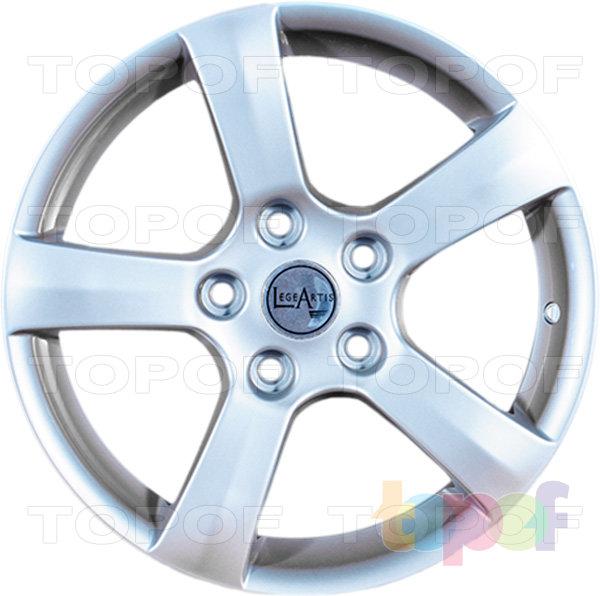 Колесные диски Replica LegeArtis MI19. Изображение модели #3