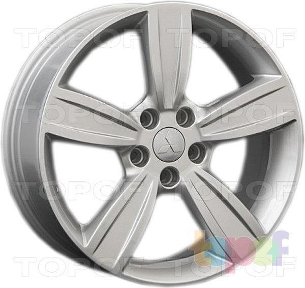Колесные диски Replica LegeArtis MI24. Изображение модели #1