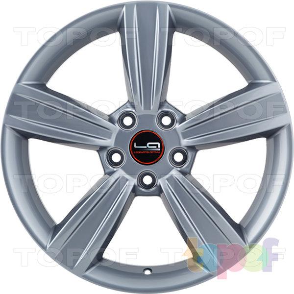 Колесные диски Replica LegeArtis MI24. Изображение модели #2