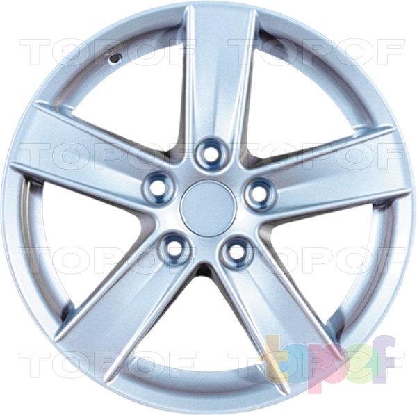 Колесные диски Replica LegeArtis MI25. Изображение модели #1