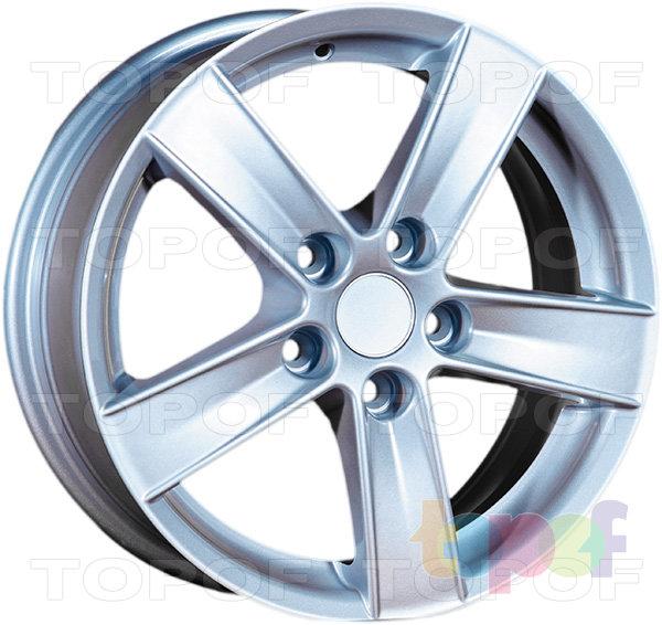 Колесные диски Replica LegeArtis MI25. Изображение модели #2