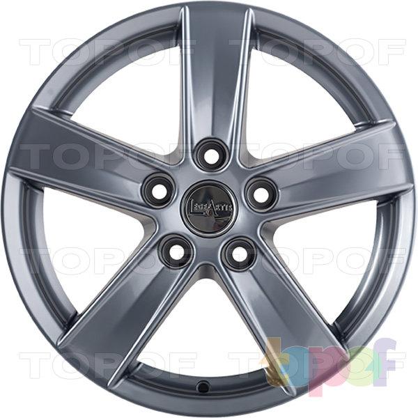 Колесные диски Replica LegeArtis MI25. Изображение модели #3