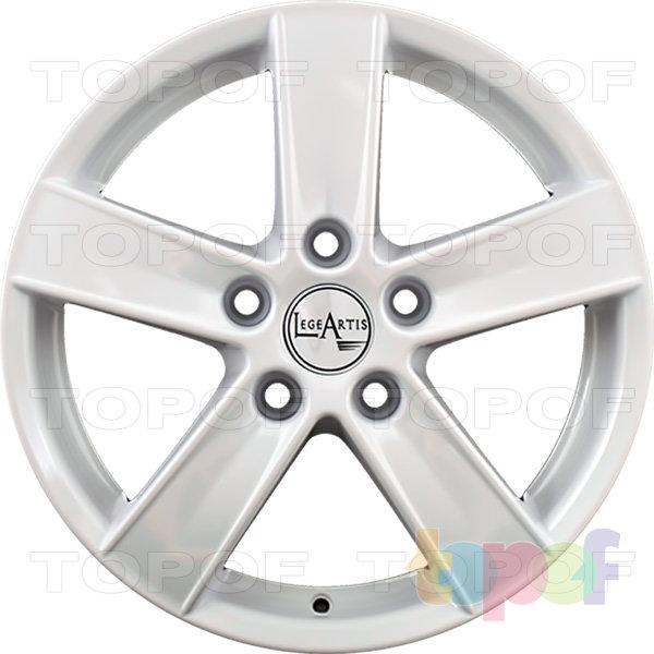 Колесные диски Replica LegeArtis MI25. Изображение модели #5
