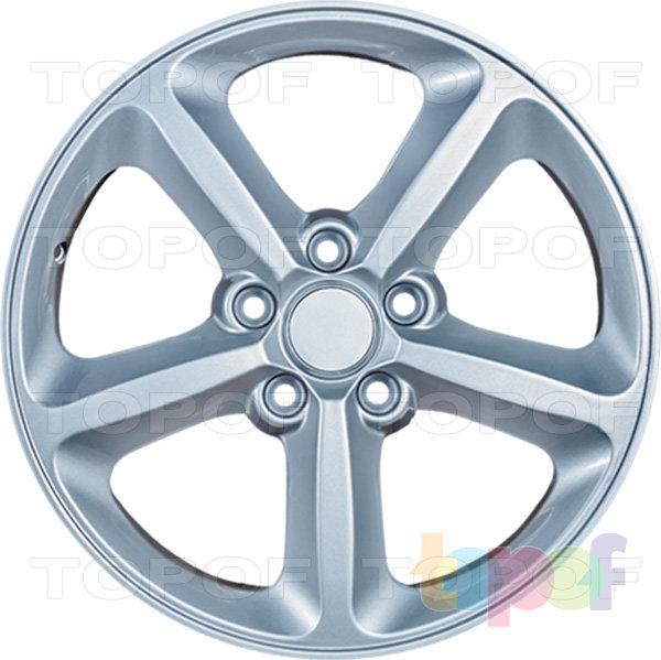 Колесные диски Replica LegeArtis MI30. Изображение модели #1