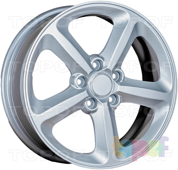 Колесные диски Replica LegeArtis MI30. Изображение модели #2