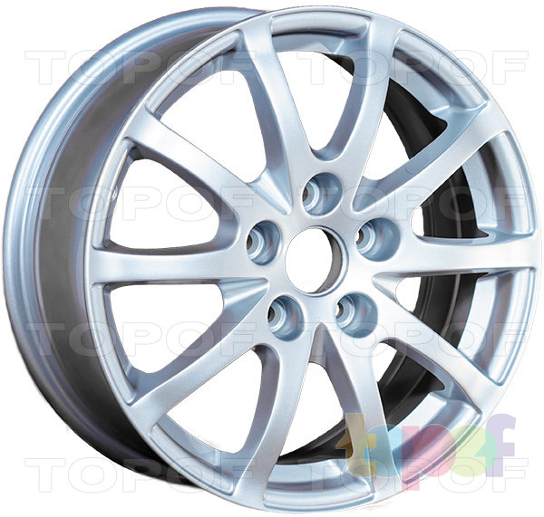Колесные диски Replica LegeArtis MI31. Изображение модели #2