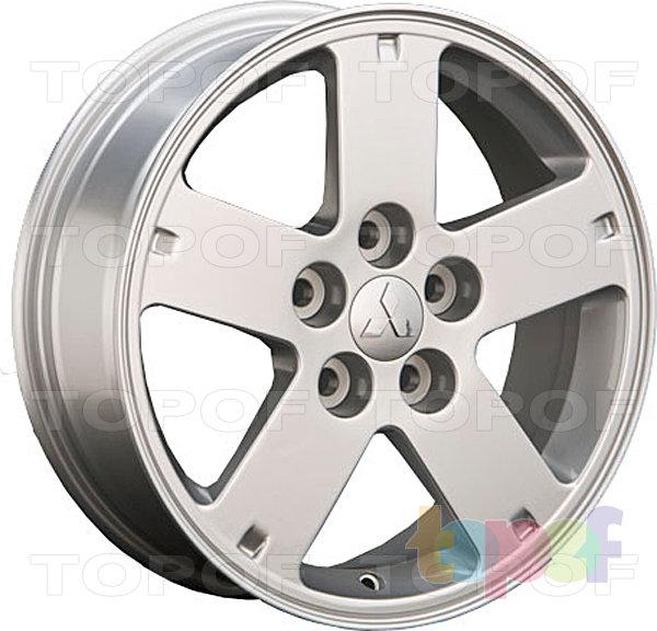 Колесные диски Replica LegeArtis MI32. Изображение модели #1
