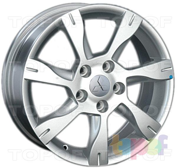 Колесные диски Replica LegeArtis MI46. Изображение модели #1