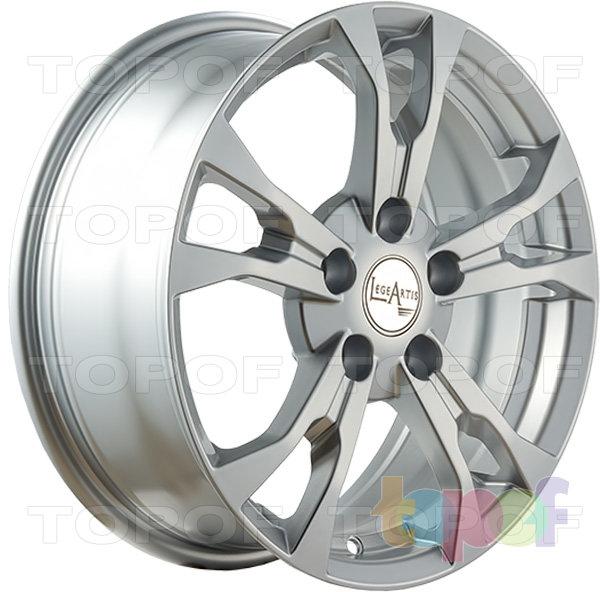 Колесные диски Replica LegeArtis MI55. Изображение модели #2