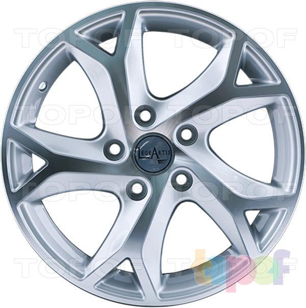 Колесные диски Replica LegeArtis MI59. Изображение модели #5