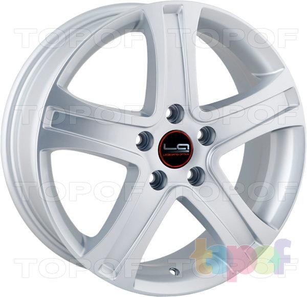 Колесные диски Replica LegeArtis MI61. Изображение модели #3