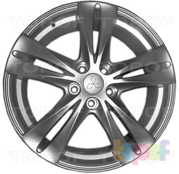 Колесные диски Replica LegeArtis MI63