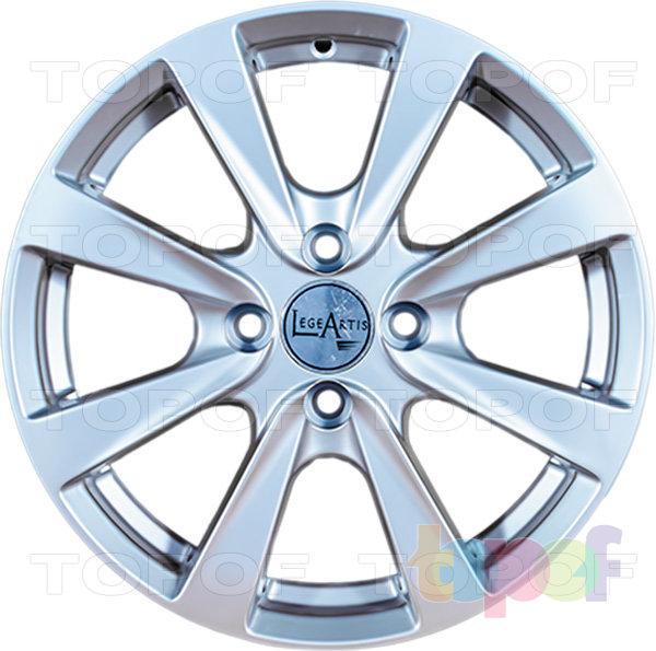 Колесные диски Replica LegeArtis MI67. Изображение модели #1