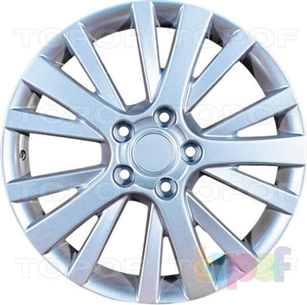 Колесные диски Replica LegeArtis MZ27. Изображение модели #3