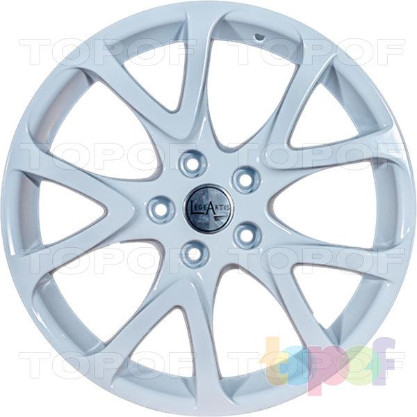 Колесные диски Replica LegeArtis MZ28. Изображение модели #5
