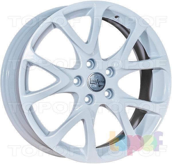 Колесные диски Replica LegeArtis MZ28. Изображение модели #6