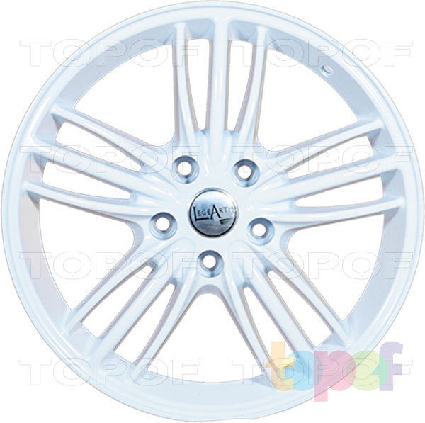 Колесные диски Replica LegeArtis MZ35. Изображение модели #3