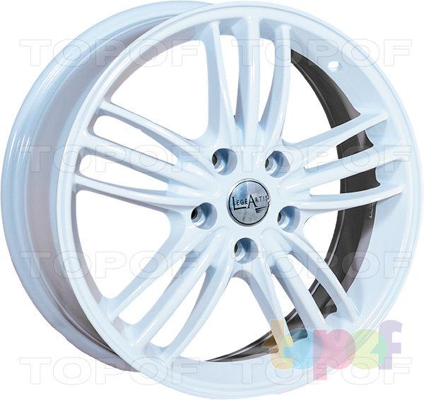 Колесные диски Replica LegeArtis MZ35. Изображение модели #4