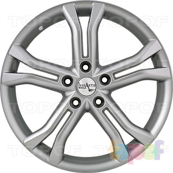 Колесные диски Replica LegeArtis MZ41. Изображение модели #3