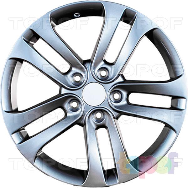 Колесные диски Replica LegeArtis MZ49. Изображение модели #1
