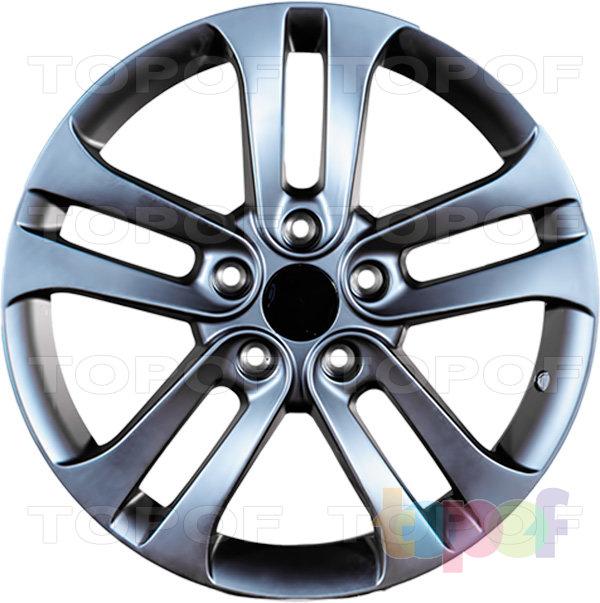 Колесные диски Replica LegeArtis MZ49. Изображение модели #2