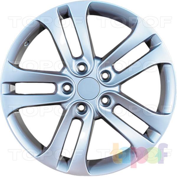Колесные диски Replica LegeArtis MZ49. Изображение модели #5