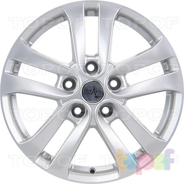 Колесные диски Replica LegeArtis MZ49. Изображение модели #6