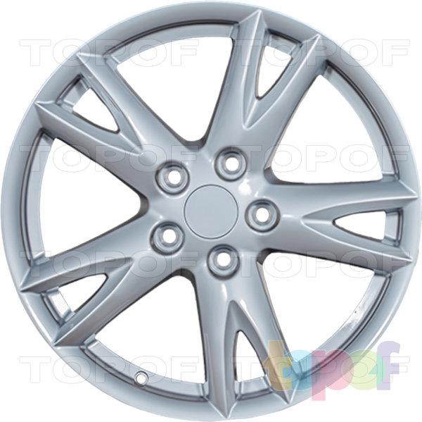 Колесные диски Replica LegeArtis MZ51. Изображение модели #1